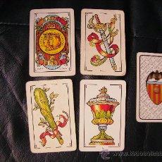 Barajas de cartas: INTERESANTE BARAJA,NAIPES IBERIA.VALENCIA C.F.COMPLETA 50 CARTAS.FUTBOL.BIEN CONSERVADA.. Lote 29297087