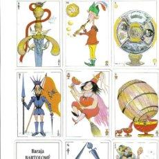 Barajas de cartas: BARAJA ESPAÑOLA ASESCOIN-ASAMBLEA-AÑO 1992.-. Lote 50432365