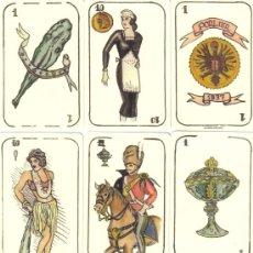 Barajas de cartas: BARAJA ESPAÑOLA PORLIER1937 DE ASESCOIN-AÑO 2011. Lote 102317836