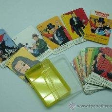 Barajas de cartas: MINI BARAJA MINIS DE FOURNIER MANDRAKE EL MAGO Nº 12 HERACLIO FOURNIER 1978. Lote 29540819
