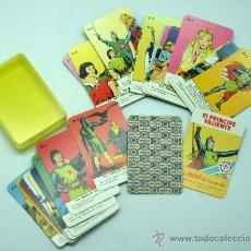 Jeux de cartes: MINI BARAJA MINIS DE FOURNIER EL PRÍNCIPE VALIENTE Nº 11 HERACLIO FOURNIER 1978. Lote 29540840