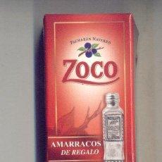 Barajas de cartas: AMARRACOS JUEGO DE MUS. DEL PACHARAN ZOCO. Lote 47310076