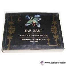 Mazzi di carte: FAR EAST DOBLE BARAJA DOS HERACLIO FOURNIER - ARTICULO NUEVO. Lote 29597384