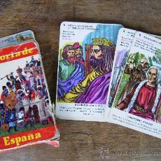 Mazzi di carte: BARAJA HISTORIA DE ESPAÑA COMPLETA DE FOURNIER. Lote 29615554