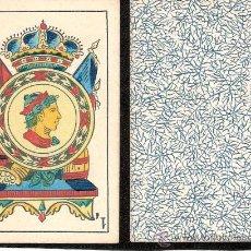 Barajas de cartas - BARAJA DE CARTAS - SEBASTIAN COMAS Y RICART- COMPLETA 40 CARTAS - VER FOTOS ADICIONALES - (CR-74) - 29622022