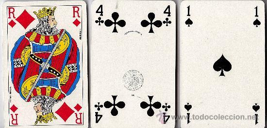 BARAJA FOURNIER PÓKER (Juguetes y Juegos - Cartas y Naipes - Barajas de Póker)