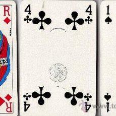 Barajas de cartas: BARAJA FOURNIER PÓKER. Lote 29676544