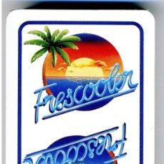Barajas de cartas: NAIPES COMAS – FRESCOOLER. Lote 29955386