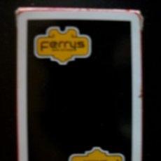 Barajas de cartas: BARAJA DE CARTAS FERRYS ROPA INTERIOR HERACLIO FOURNIER. Lote 30034269