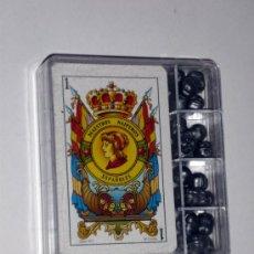 Barajas de cartas: BARAJA ESPAÑOLA MAESTROS NAIPEROS Nº003 DE 50 CARTAS + ESTUCHE CON AMARRACOS NUEVA. Lote 30118490