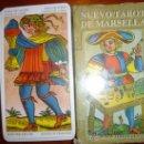 Barajas de cartas: JUEGO 71 CARTAS DE TAROT . Lote 30126750