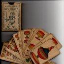 Barajas de cartas: BARAJA COMPLETA - CARTES CATALANES, B.P. GRIMAUD PARIS - PRINCIPIOS S.XX, CON SU CAJA. Lote 30157590