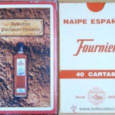 Barajas de cartas: BARAJA HERACLIO FOURNIER - PUBLICIDAD ZOCO - 40 NAIPES. Lote 30191000