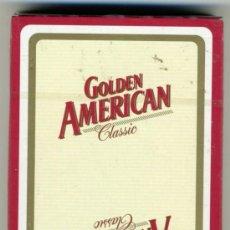 Barajas de cartas: NAIPES FOURNIER – GOLDEN AMERICAN. Lote 30244227