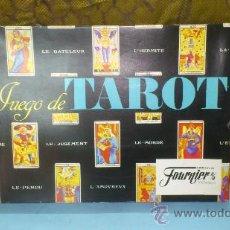 Barajas de cartas: JUEGO DE TAROT FOURNIER. Lote 30550946