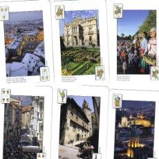 Barajas de cartas: BARAJA ESPAÑOLA PARQUES DE VITORIA-FOURNIER-AÑO 2012. Lote 54053426