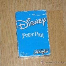 Barajas de cartas: PETER PAN BARAJA DE CARTAS FOURNIER DISNEY. Lote 30777552