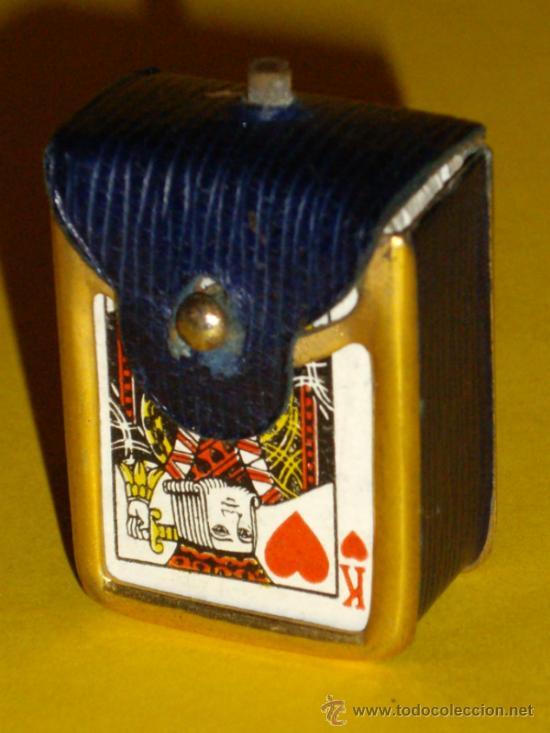 MINI BARAJA DE CARTAS DE POKER (Juguetes y Juegos - Cartas y Naipes - Barajas de Póker)