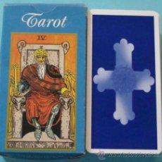 Barajas de cartas: BARAJA DE TAROT DE ARTHUR WAITE 1910. EDICIÓN SCARABEO AÑO 2000. 78 NAIPES. . Lote 31372726