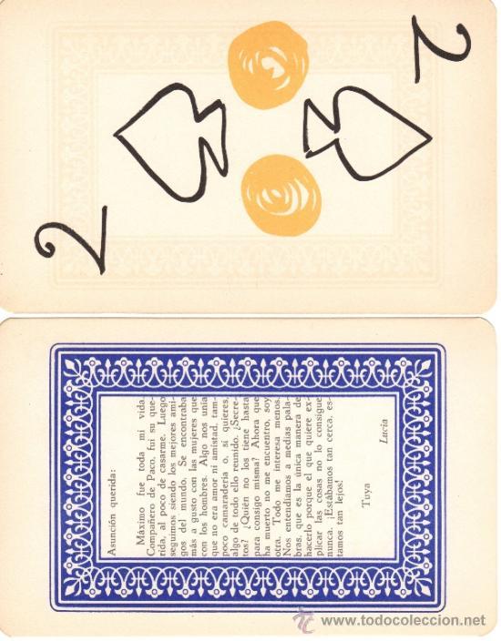 Barajas de cartas: MAX AUB. JUEGO DE CARTAS. EXCEPCIONAL LOTE ORIGINAL DE COLECCIONISTA. MEXICO 1964. - Foto 4 - 31341218