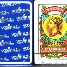 Barajas de cartas: VASLIP - BARAJA ESPAÑOLA 50 CARTAS. Lote 31351792
