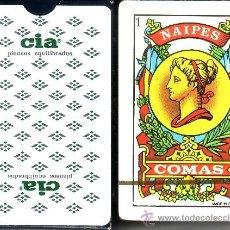 Barajas de cartas: CIA - BARAJA ESPAÑOLA 50 CARTAS. Lote 31351828
