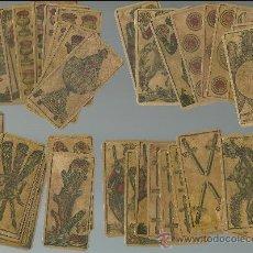 Barajas de cartas: BARAJA, DE COLECCION, DATA DE ITALIA SIGLO XIX COLECCION DE HACE UNOS AÑOS, . Lote 31765112