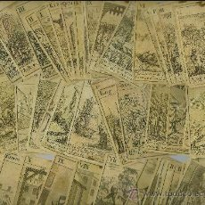 Barajas de cartas: BARAJA,REBELION DE MONMOUTH DATA DE LAS ISLAS BRITANICAS S.XVII 1685 COLECCION DE HACE UNOS AÑOS, . Lote 31765111