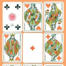 Barajas de cartas: BARAJA DE CARTAS NAIPE FRANCES DE HIJOS BRAULIO FOURNIER. PLAYING CARDS. JEUX DE CARTES. SPIELKARTEN. Lote 31399443