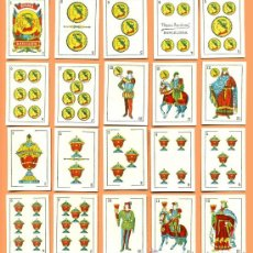 Barajas de cartas: BARAJA LILIPUT LA HISPANO AMERICANA. JUAN ROURA.. Lote 31401675
