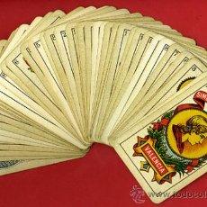 Barajas de cartas: BARAJA NAIPES SIMEON DURA, EL CID, COMPLETA CON 48 CARTAS , ORIGINAL , H. Lote 31457015
