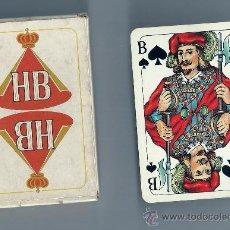 Barajas de cartas: BARAJA DE CARTAS HB. Lote 31730683
