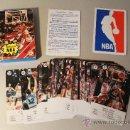 Barajas de cartas: BARAJA ESTRELLAS NBA. FOURNIER, 1988. Lote 31806511