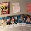 Barajas de cartas: BARAJA LOS SABIOS PRESENTADOS POR MIM, HERACLIO FOURNIER, 1984. Lote 31876395