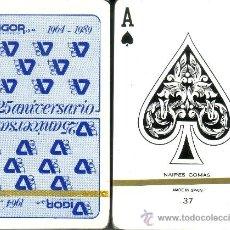 Barajas de cartas: VIGOR - BARAJA DE BRIDGE. Lote 31884744