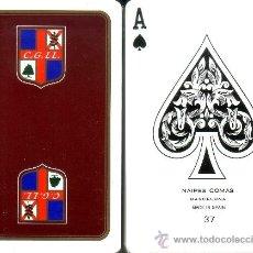 Barajas de cartas: C.G.LL. - BARAJA DE BRIDGE. Lote 31884859