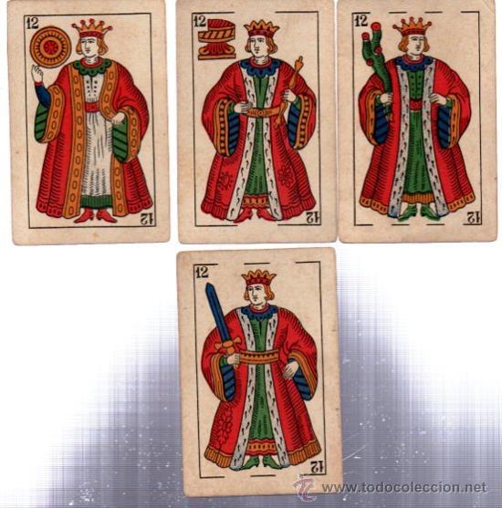 Barajas de cartas: BARAJA MARCA LA LOBA, 40 CARTAS, 1928 - Foto 3 - 31876320