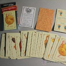 Barajas de cartas: BARAJA ESPAÑOLA HERACLIO FOURNIER REPRODUCCIÓN SIGLO XIX. Lote 31890533