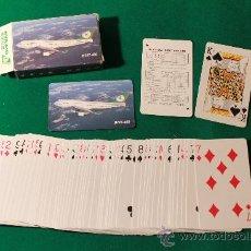 Barajas de cartas: BARAJA FRANCESA, PROMOCIONAL EVA AIR. Lote 31952718