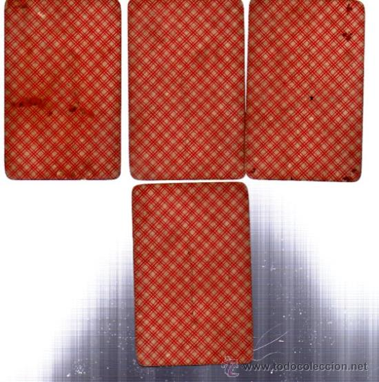 Barajas de cartas: BARAJA LA LOBA, 40 CARTAS, 1939, HISPANO AMERICANA, JUAN ROURA - Foto 10 - 31887065