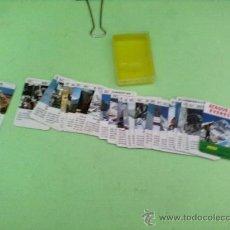 Barajas de cartas: MINI BARAJA MINIS DE FOURNIER,ATAQUE AL EVEREST Nº5 H.FOURNIER AÑO 1978-24 CARTAS +INSTRUCIONES. Lote 31938402
