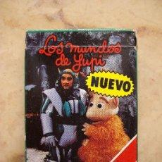 Barajas de cartas: BARAJAS INFANTILES HERACLIO FOURNIER - LOS MUNDOS DE YUPI -. Lote 50322450