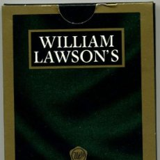Barajas de cartas: NAIPES FOURNIER – WILLIAM LAWSON'S. Lote 32182333