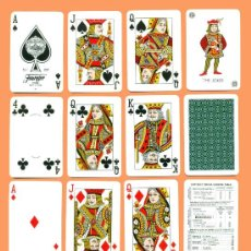 Barajas de cartas: BARAJA DE CARTAS DE POKER TOURISM Nº 221 DE H. FOURNIER. PATIENCE. NAIPES. PLAYING CARDS.. Lote 32289437
