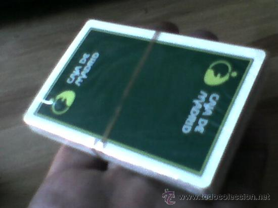 Barajas de cartas: Baraja naipes Comas 40 cartas publicidad Caja Madrid precintada - Foto 4 - 32345838