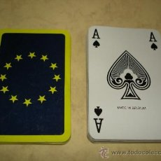 Barajas de cartas: BARAJA FRANCESA - MADE IN BELGIUM. Lote 32357250