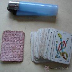 Barajas de cartas: MINIBARAJA ESPAÑOLA - HERACLIO FOURNIER - 39 CARTAS . Lote 32680017