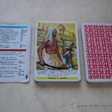 Barajas de cartas: BARAJA BIBLICA - HERACLIO FOURNIER. Lote 32680339