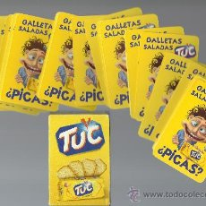 Barajas de cartas: BONITA BARAJA DE PROPAGANDA DE POKER. Lote 32440019