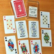 Barajas de cartas: BARAJA DE POKER DE 54 NAIPES - CINCO JOTAS - EDICIÓN LIMITADA - EDITADA POR FLOJIM BARCELONA. Lote 33043956